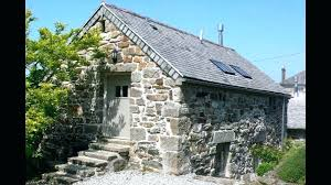 small stone house plans cottage cabin home homes for