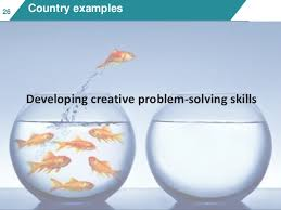 WHO recommended Life Skills Creative Thinking   Problem Solving