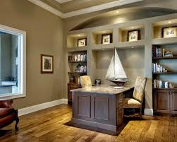 Stylish Home Office For Two Design Ideas Two Person Home Office Desk  Fireweed Designs