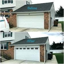 cost to install garage door does install garage door openers blog how much does a garage