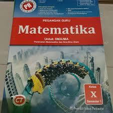 Kunci jawaban pr matematika wajib peminatan x sma kelas 10. Kunci Jawaban Matematika Peminatan Kelas 10 Kurikulum 2013 Edisi Revisi