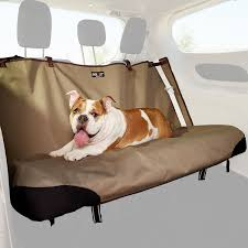 solvit waterproof sta put bench seat cover for pets