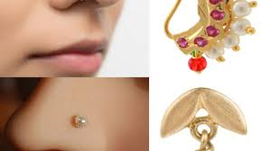 Small Gold Nose Pin Design 9 Beautiful Trendy Pearl Nose Pin Designs Styles At Life