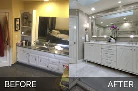 master bathroom remodels before and after. Plain Remodels Bobby U0026 Lisau0027s Master Bathroom Before After Pictures  Home Remodeling  Contractors Sebring Design Build With Remodels And