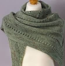 Shawl Knitting Patterns Inspiration Cute Free Shawl Knitting Patterns Free Pattern Mossie By Brian
