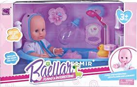 <b>Пупс в Ванночке</b> из Душа Течет Вода Игровой Набор с Куклой ...