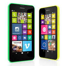 Nokia Lumia 630 dan 635