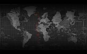 hd widescreen backgrounds. Plain Widescreen World Map With Time Zones HD Widescreen Wallpapers And Hd Backgrounds