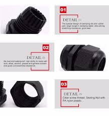 Sy Long Thread Nylon Cable Gland M70 Buy Nylon Cable Gland M70 Cable Gland Long Thread Cable Glands For Undergroud Cables Product On Alibaba Com
