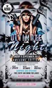 mium psd ultimate night flyer by ultimateboss on mium psd ultimate night flyer by ultimateboss