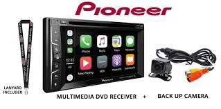 pioneer apple carplay. pioneer avh-1330nex multimedia dvd receiver with 6.2\ apple carplay 6