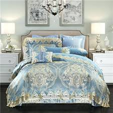 queen size duvet cover sets canada new 4 6 luxury royal bedding set stain jacquard cotton double king