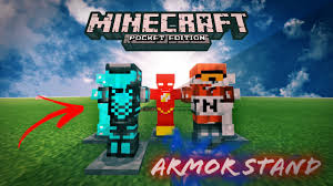 armor stand é uma palavra em inglés que significa estante de armaduras ela e famosa por guardar armaduras foi adicionado no minecraft 1 8 e agora eu