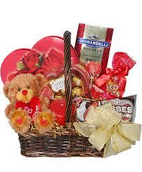 sweetheart basket gift basket
