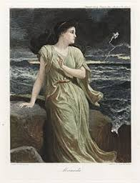 the tempest m da by frederick goodall from the graphic gallery of shakespeare s heroines