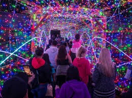 Franklin Park Zoo Lights The Top Places To View Holiday Lights In Philadelphia For
