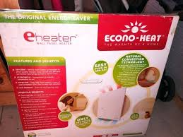 econo heat wall panel heater installation review