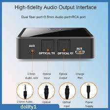 Bộ Chuyển Đổi Bluetooth Không Dây Zf-380 3.5mm 5mbps Cho Tai Nghe / Tv / Pc  chính hãng
