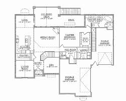 rambler house plans with bonus room best of home architecture garage