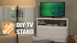 diy tv stand how to build a tv stand simple wood projects