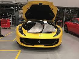 2018 ferrari 812 superfast specs.  2018 yellow 812 superfastferrari factoryleaked image5 to 2018 ferrari superfast specs