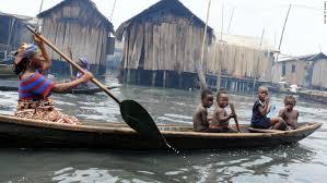 """Résultat de recherche d'images pour """"village de makoko"""""""