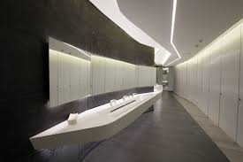 office toilet design. Corporate Office On 50 Katherine Street In Sandton, Johannesburg, South Africa. Toilet Design
