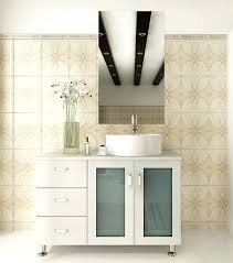 bathroom vanity countertops vessel sink inch vessel sink bathroom vanity solid wood top white finish vessel