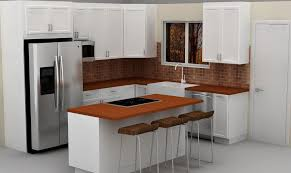 modern white refrigerator. large size cozy small island with seating idea feat side by refrigerator and modern white painted
