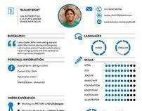 ... Interactive Resume 6 ...