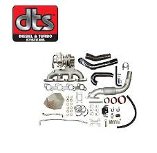 DTS Turbo Kit to suit Toyota Hilux 3L 2.8L Diesel - Websters Dyno ...