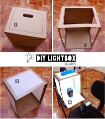 use a large ish box it can be square or rectangular mine is about 14 x 11 x 11 inches it s best not to go under 12 inches though