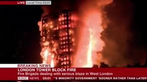 Fire Towers For Sale Grenfell Tower Fire Woman Live Tweets Escape After Being Trapped