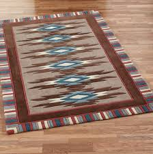 outstanding rug inspiration runners patio rugs as southwest 810 pertaining to area ordinary southwestern area rugs r77