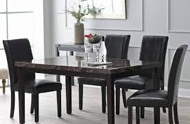 Kitchen Lovely Round Dining Room Table For 6 Extraordinary Set Kitchen Table And Chairs For Sale Ottawa