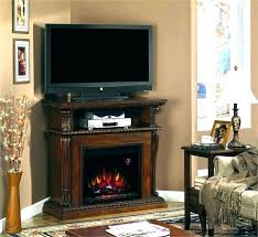 corner fireplace gel