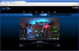 website template video setting up template responsive videos