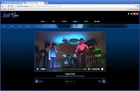 Video Website Template Beauteous Setting Up Template Responsive Videos