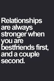 Best Relationship Quotes Best Something I Have Lived By My Husband Is My Best Friend Another