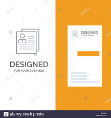 Personal Contact Template Profile About Contact Delete File Personal Grey Logo