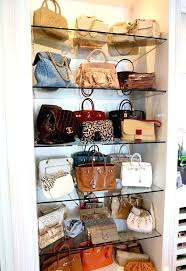 how to organize purses in a closet this gives me an idea to do in my very small closet purse closet nice organize purses closet