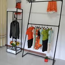 Niles Double Coat Rack Classy Double Garment Rack 32 Photos Homedecoride Ideas