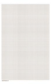 Printable 1 2 Cm Brown Graph Paper For Legal Paper