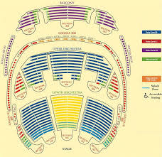 The O Show Las Vegas Seating Chart Seat Number Center Online Charts Collection