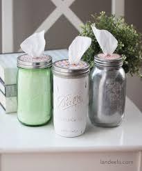 How To Decorate A Glass Jar Cute Mason Jar Decorations Home Decor 100 91