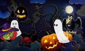 Resultado de imagen de personajes de Halloween