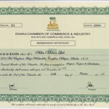Our Certificates Asha Motors Ltd