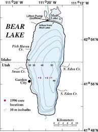 Utah Depth Chart Bear Lake Idaho Utah Wikipedia