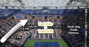 Arthur Ashe Stadium Us Open Seating Chart Tennis Bargains Us Open Deals Usta Promo Codes And Tennis
