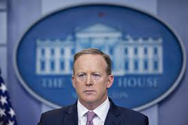 Sean Spicer Resume Trump Weighs ShakeUp Of Press Team Peace And Freedom 88